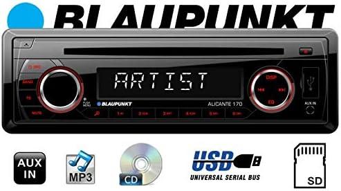Einbauzubeh/ör Einbauset f/ür Dacia Logan 1 Autoradio Radio Blaupunkt Alicante 170 JUST SOUND best choice for caraudio CD//MP3//USB