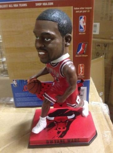 Wade Bobble Head - 5