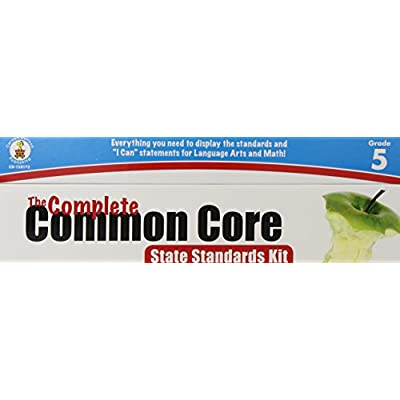 The Complete Common Core: State Standards Kit, Grade 5: Office Products