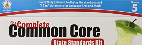 The Complete Common Core: State Standards Kit, Grade 5