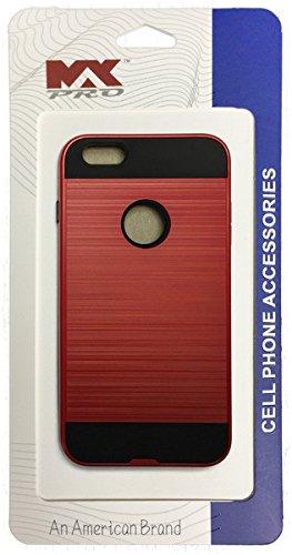 iphone-6-metallic-finished-color-defender-case-red
