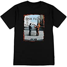 Pink Floyd - Wish You Were Here (Burnt Edges) T-Shirt Size M