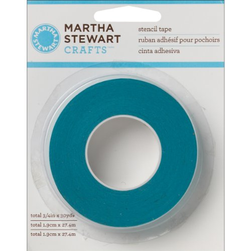 Martha Stewart Crafts Stencil Tape, 32292 (Mask Stripes Paint)