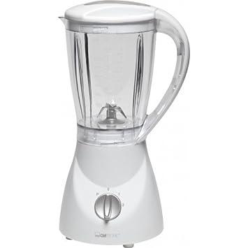 Clatronic UM3334 - Batidora de vaso, 500 W, 2 velocidades, recipiente de 1.5 litros: Clatronic: Amazon.es: Hogar