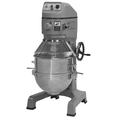 Planetary Floor Model Mixer (Globe SP60 Planetary Mixer 60 qt. floor model (3) fixed-speed)
