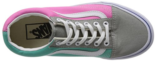 Gray Vans Skool U Adulto Old Zapatillas Unisex Pink ara7wY