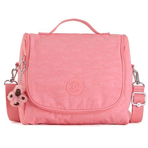 Kipling Kichirou Lunch Bag (Conversation Heart Pink) (Heart Lunch)