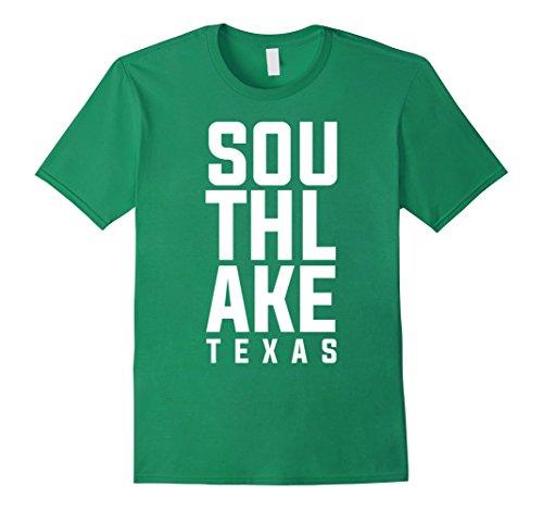 Mens Southlake, Texas T-Shirt XL Kelly - The Southlake Of Shops