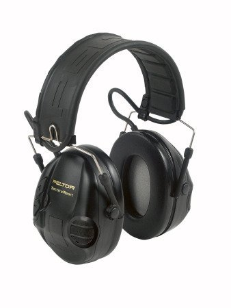 3M 04528 Peltor MT16H210F Tactical Sport Electronic Headset by 3M