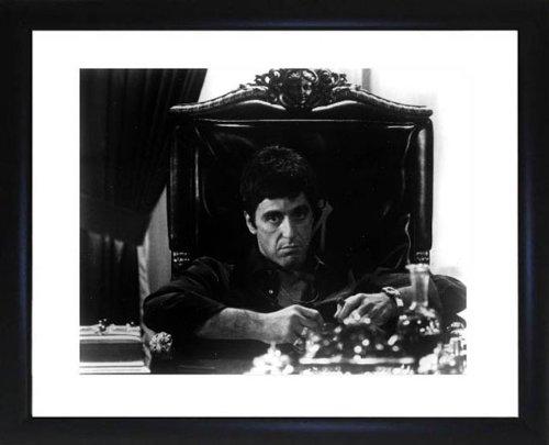 Al Pacino Scarface Framed Photo