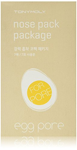TONYMOLY Pore Nose Package Sheets