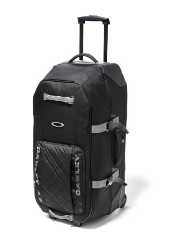 Oakley Large Roller Bag, Black, One Size, Bags Central