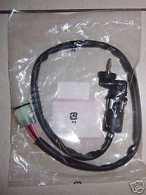 New 2007-2014 Honda TRX 500 TRX500 Rubicon ATV OE Ignition Switch With Keys