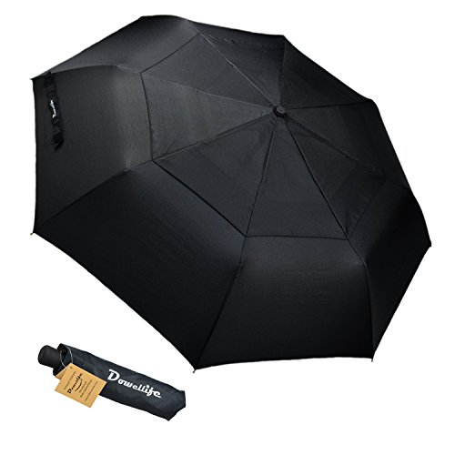 Dowellife Lightweight Umbrella Windproof Unbreakable