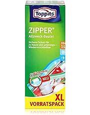 Toppits - Multifunctionele ritszak 1 liter XL