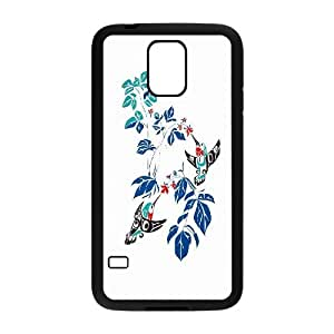 Beautiful HummingbirdHard Snap Cell Phone Case Cover for Samsung Galaxy Case S5 HSL414305