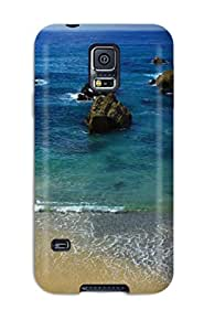 2287874K72692847 Galaxy High Quality Tpu Case/ Seascape Case Cover For Galaxy S5