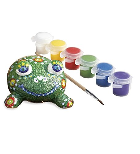 ALEX Toys CC-9011094-WW Craft Rock Pets Frog, ()