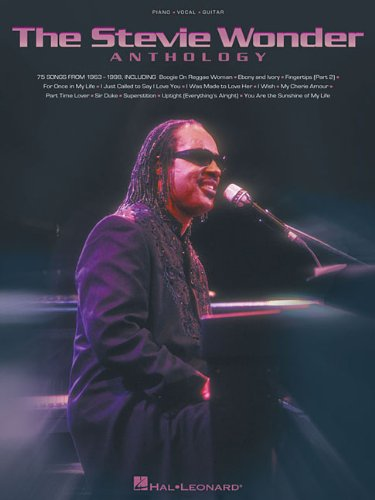 The Stevie Wonder Anthology ()