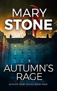 Autumn's Rage (Autumn Trent FBI Mystery Series Boo