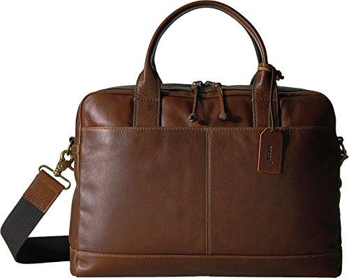 Defender Workbag Messenger Bag, Brown, One Size