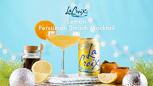 LaCroix Sparkling Water, Lemon, Lime, & Pure Variety Pack, 12oz Cans, 24 Pack, Naturally Essenced, 0 Calories, 0 Sweeteners, 0 Sodium by Shasta Beverages, Inc (Pantry) (Image #10)