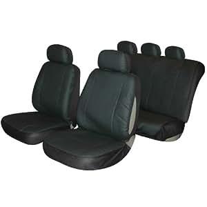 Sakura - Fundas de piel artificial para asientos de coche