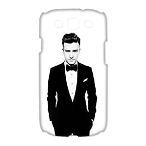 Custom Justin Timberlake Hard Back Cover Case for Samsung Galaxy S3 CL119