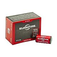 Baterías en caja SureFire SF12-BB, (paquete de 12)