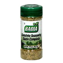 Badia Complete Seasoning, 3.5-Ounce Bottle (Pack of 12) by Badia