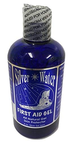 - Silver Water First Aid Gell