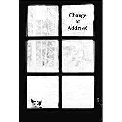 Change of Address POSTCARDS, I've Moved! (Pack of 30) Moving Announcements FPC519CAS-30