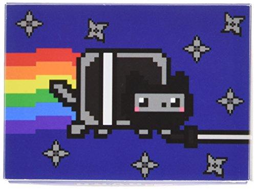 Ultra Pro Nyan Cat Nyaninja Sideloading Deck Box