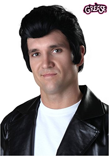 Adult Grease Danny Wig Standard - Danny Grease Hair