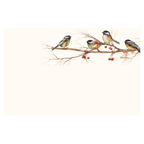 Heritage-Lace-Chickadees-13-Inch-by-19-Inch-Natural-Placemat-Set-of-2