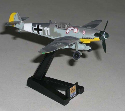1:72 Messerschmitt Bf-109g-6 Vii. Jg3 Jet 1944 Germany