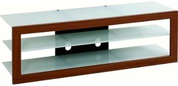 Techni Mobili Mahogany Frame TV Stand