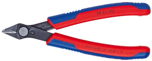 KNIPEX 78 81 125 Electronic Super-Knips Comfort Grip