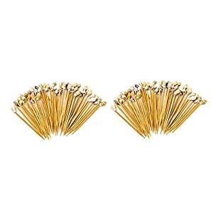 41gxzXBr5QL._SS300_ Top Rated Sets of Seashell Toothpicks