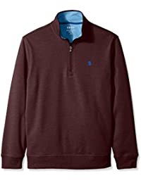 Men's Advantage Performance Fleece Long Sleeve 1/4 Zip...