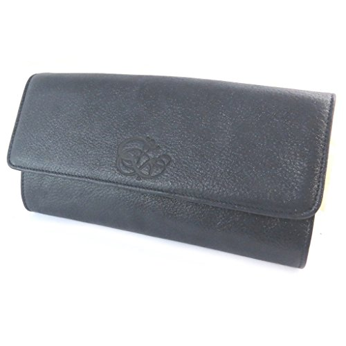 Borsa in pelle sacchetto scintillante Les Trésors De Lilynavy (2 scomparti)- 16x8x3 cm.