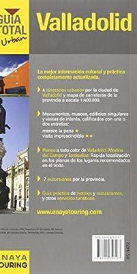 Valladolid (Urban) (Guía Total - Urban - España): Amazon.es ...