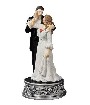 Phantom Of The Opera Figurines And Music Boxes