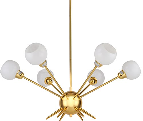 Authentic Cerdeco 6 Lights Sputnik Chandelier C Ul Us