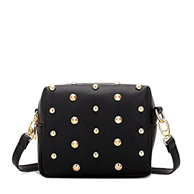 AHB880450 PU Leather Korean Style Women's Handbag,Square Cross-Section Small Square Package