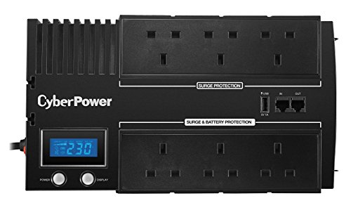 Build My PC, PC Builder, CyberPower BR850ELCD-UK