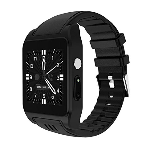 Amazon.com: X86 Smart Watch Phone Android 5.1 OS 3G ...