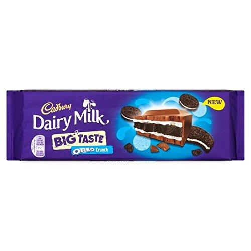Cadbury Dairy Milk Taste Oreo