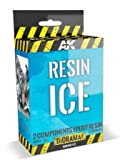 epoxy resin for models - Diorama Series: Resin Ice Effect 2-Components Epoxy 180ml