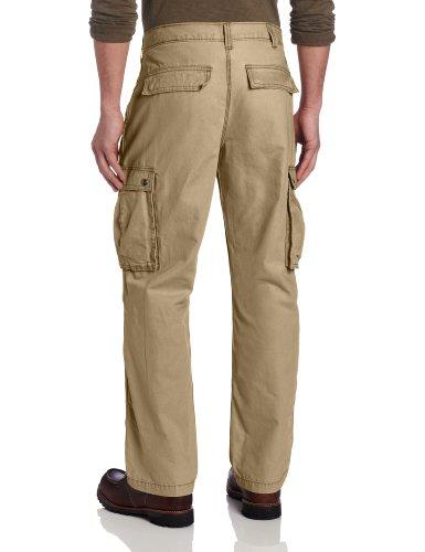 Carhartt Men's Rugged Cargo Pant Relaxed Fit,Dark Khaki,34W x 30L